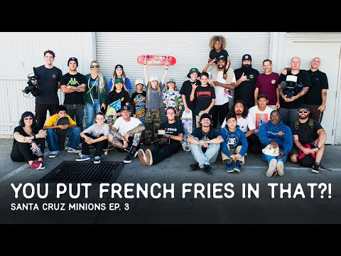 You Put French Fries In That?! SC Minions Ep. 3