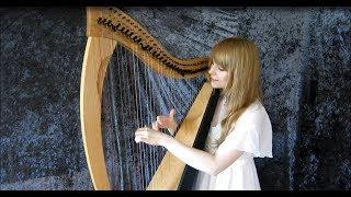 Elfen Lied: Lilium - Harp and Vocals Cover