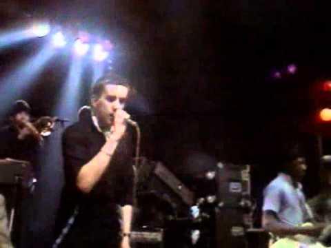 Madness - The specials - Live 1979