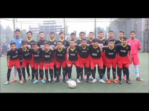 Saswco FC vs Bina Sentra FC pada Liga Top Skor Bandung 2017/2018