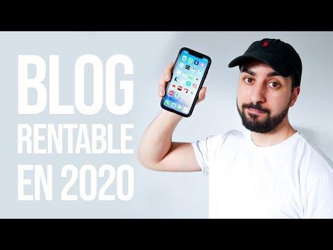 CRÉER UN BLOG : Le Meilleur Business Pour 2020