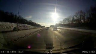 Авария. Трасса М5 (Тольятти-Самара)