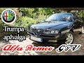 alfa romeo GTV, naujas auto, remontu apzvalga.