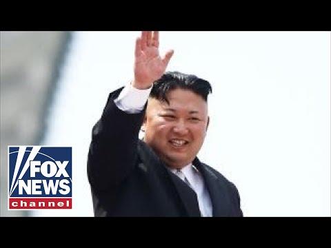 Reports: North Korea's Kim Jong Un visits China