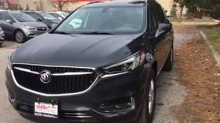 2019 Buick Enclave FWD 3.6L Engine Handsfree Hatch 6 Passenger Oshawa ON Stock #190245