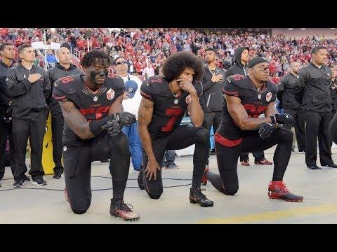 NFL Bans Kneeling In Protest During The Anthem