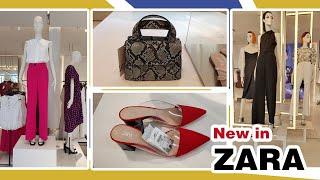 Zara   Newest Summer Collection in Zara july 2019   Women