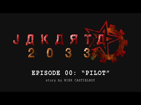 "JAKARTA 2033 - EP00: ""PILOT"" - Indonesian Webseries"