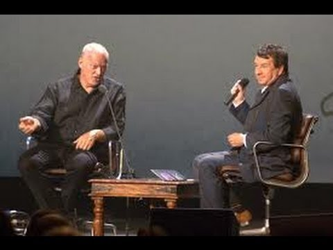 David Gilmour (Pink Floyd) Q&A at the Odeon 2007