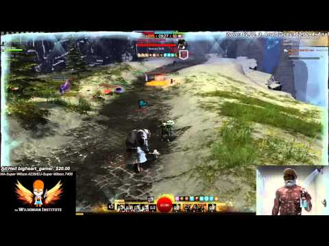 Guild Wars  Power Engi Build