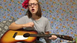 Honey I'm Good COVER - Renee Indie Flower Girl