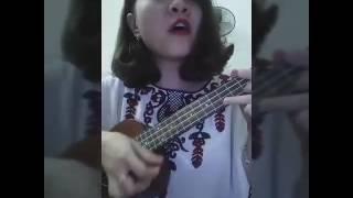 Mình yêu nhau yêu nhau bình yên thôi - ukulele cover