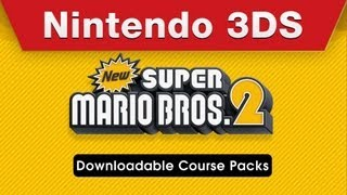 Nintendo 3DS - New Super Mario Bros. 2 Coin Challenge Pack C & Platform Panic Pack