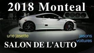 Salon de l'auto de Montreal 2018