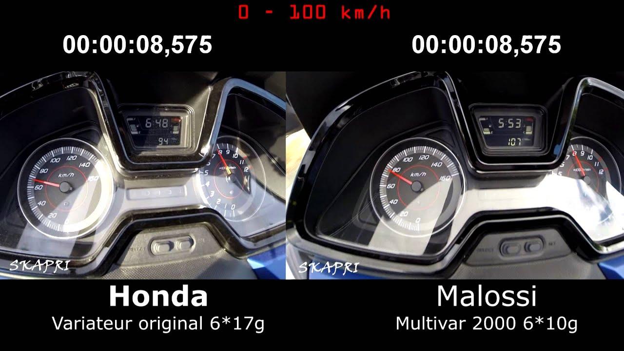 Variomatik Malossi Multivar 2000 f/ür Kymco 125i LC