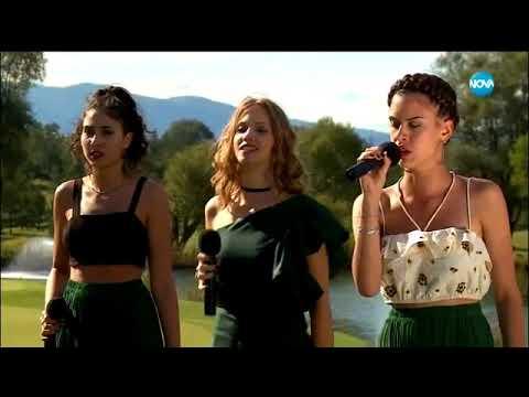 Деница, Петя и Виктория - X Factor - Къщите на съдиите (15.10.2017)