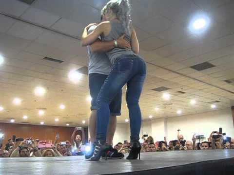 Sara Lopez Y Chaves Taller De Kizomba En Feeling Kizomba