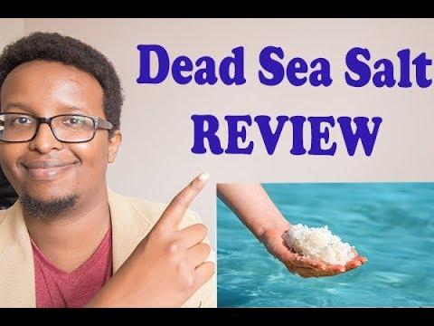 Dead Sea Salt For Skin Review