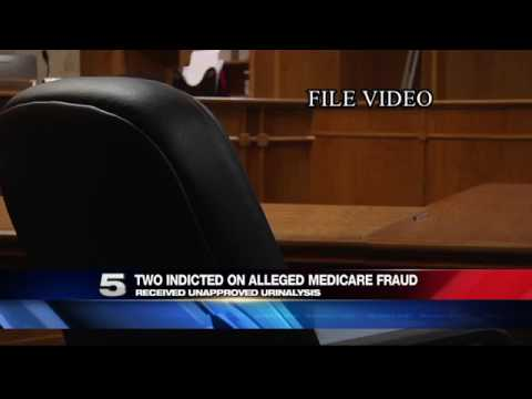 Two Men Charged with Medicare Fraud