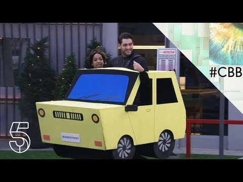 The CBB Driving School  Day 15  Celebrity Big Brother 2018