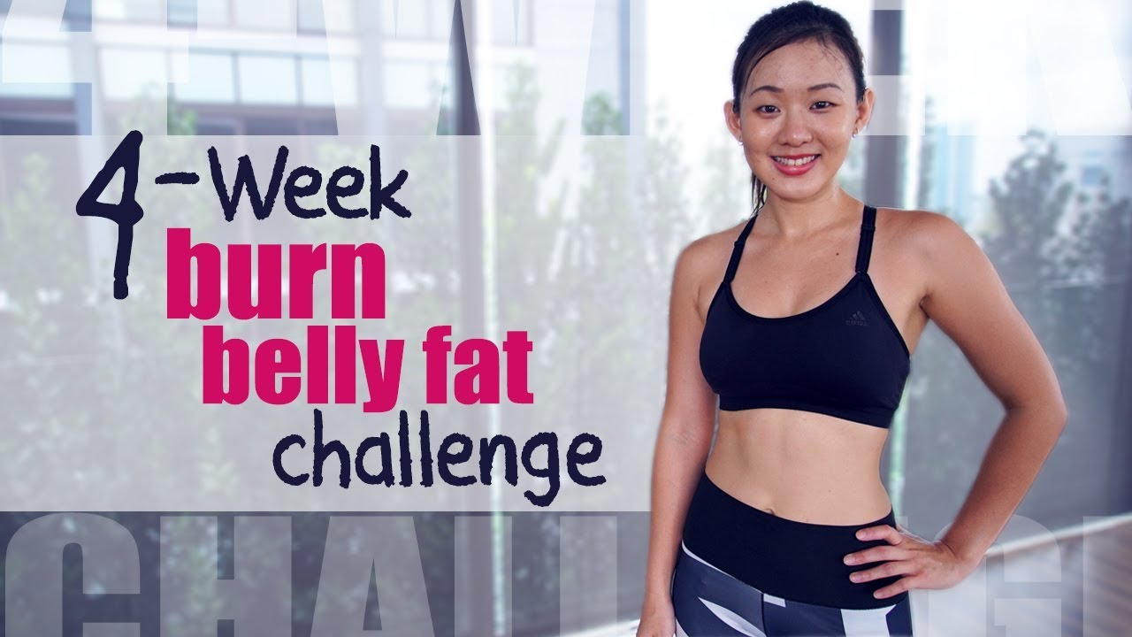 4-Week BURN Belly Fat ...