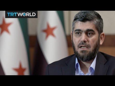 The War in Syria: UN tries to make parties reach an agreement