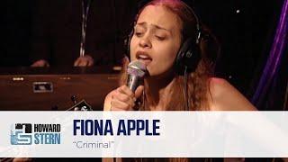 "Fiona Apple ""Criminal"" on the Stern Show (1997)"