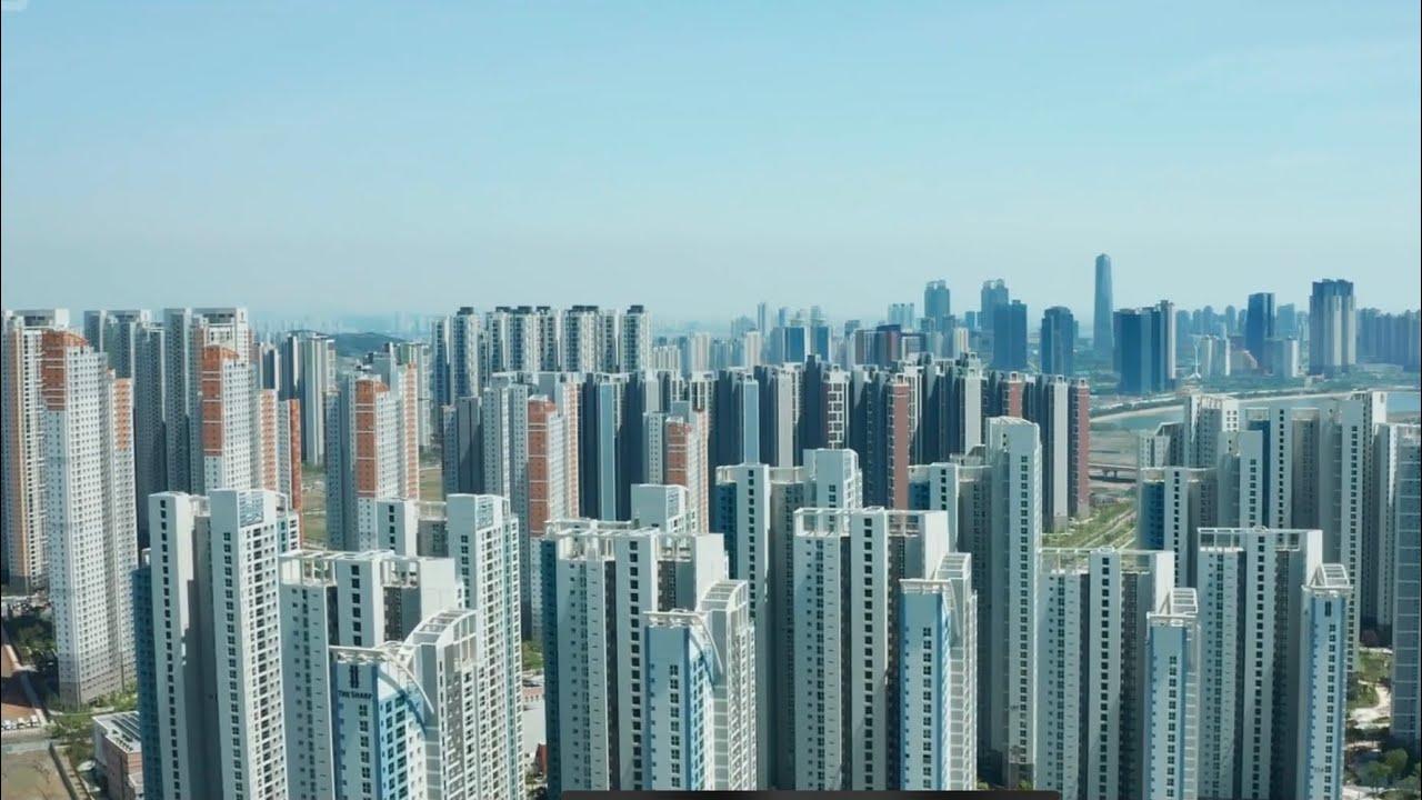 Cuộc sống Hàn Quốc 66: Lượn quanh khu chung cư Hàn Quốc