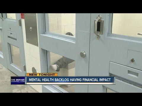 Colorado mental health backlog having financial impact