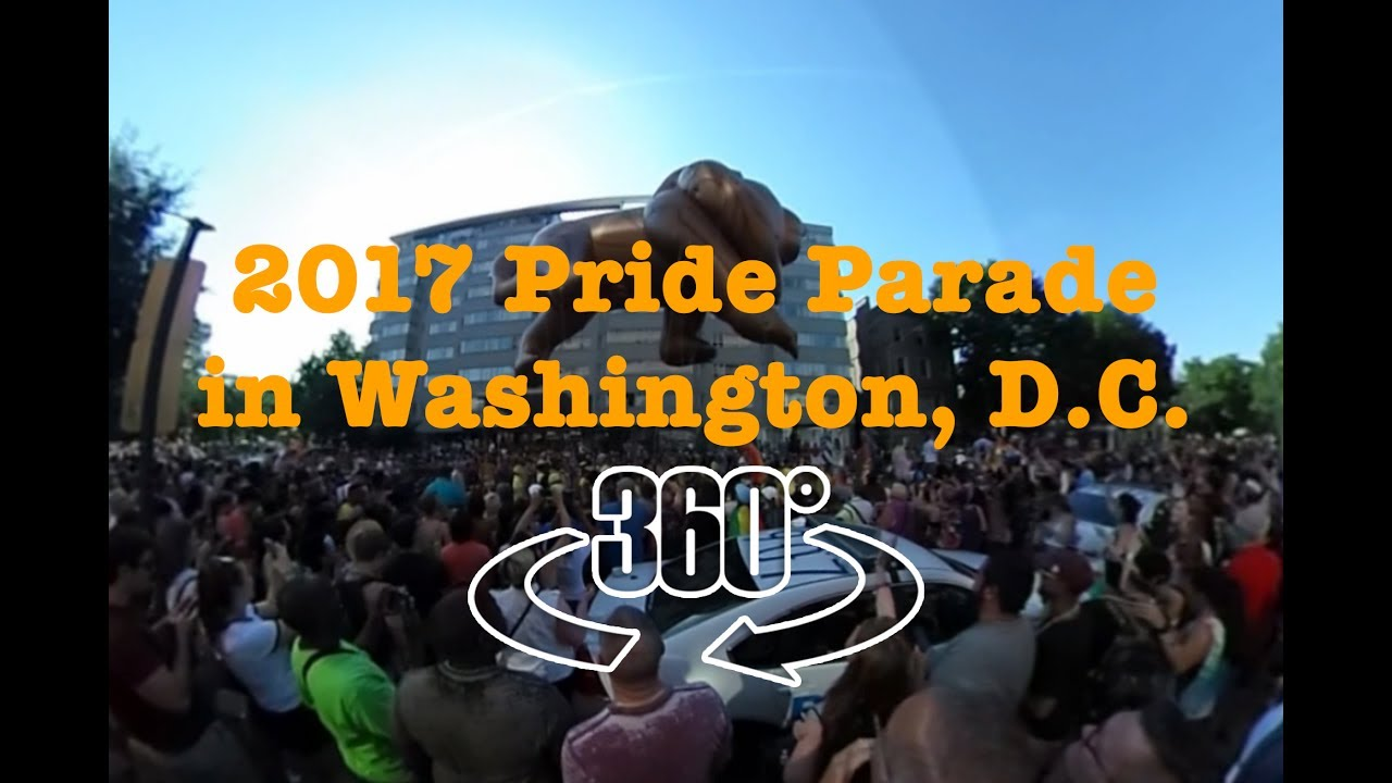 360/VR: 2017 Pride Parade in Washington, D.C._Final
