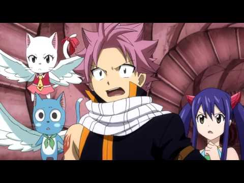 Fairy Tail Episode 212 English Dubbed