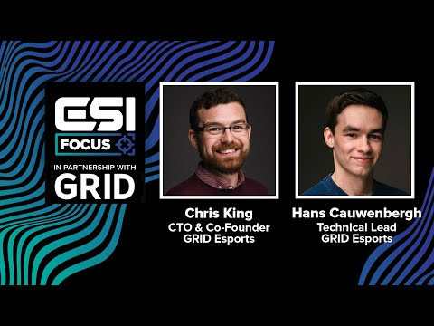 GRID Esports on why esports data does what sports data doesn't | ESI Focus: Data in Esports #1