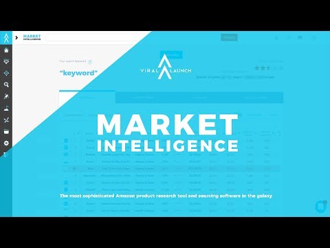 How To Find Products to Sell on Amazon with Market Intelligence
