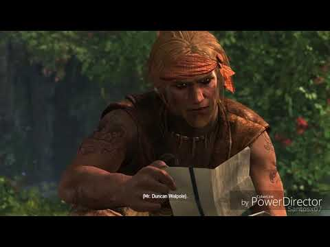 ASSASSINS CREED IV  ♤{Black flag}♤  Part 1