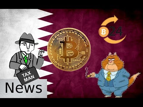 Bitcoin News - Qatar, Dubai, Israel, Banks, and Hashing24