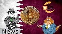 Bitcoin News - Qatar, Dubai, Israel, Banks, and Hashing24