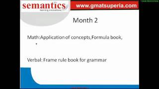 3 month gmat study plan-A GMAT superia_semantics_ video