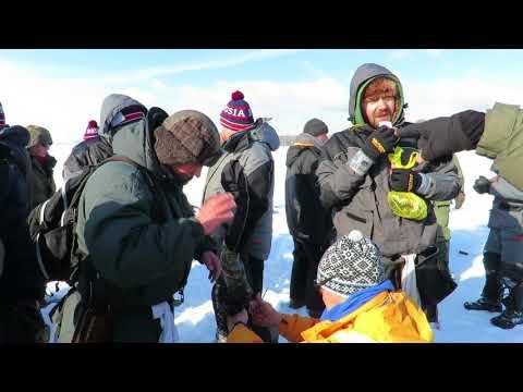 Deaf International Ice Fishing Estonia 2018