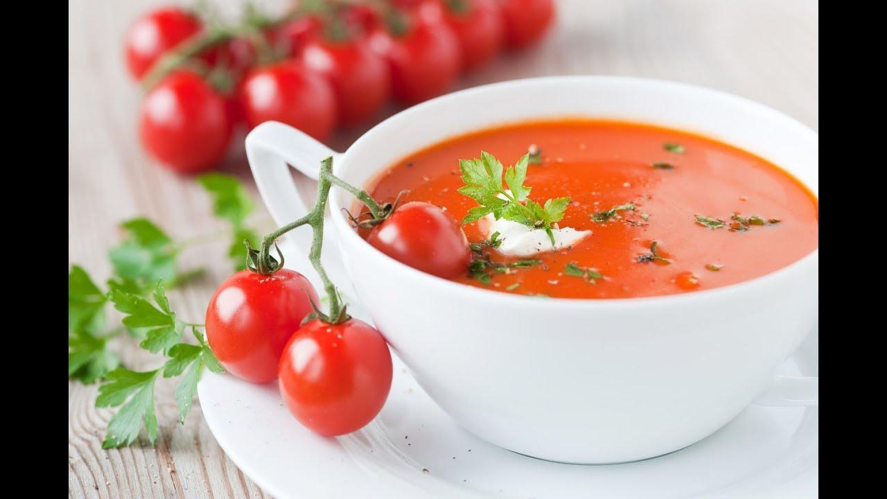 Суп Гаспачо Рецепт Приготовления В Домашних Условиях в 2019 году