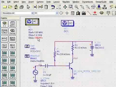 Building Schematic Designs in ADS (Part 2) - YouTube