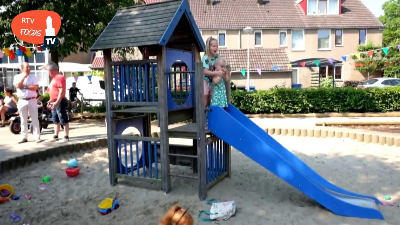 Vernieuwde speeltuin Vordensebeek