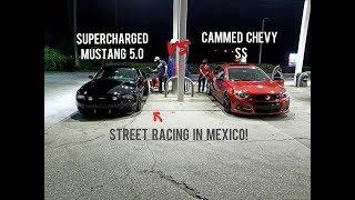 Audi S6 vs Chevy SS vs SC Mustang 5.0