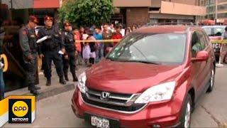Roban 300 mil soles tras asalto y balacera en la avenida Arequipa│RPP