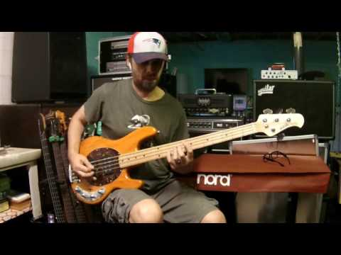 Lovesong - The Cure (Simon Gallup) bass cover