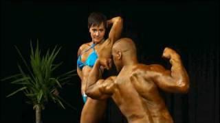 Jonah Lomu Wellington BodyBuilding Champs 2009