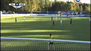 Epic Goalkeeper FAIL! ! Artem Gomelko vs Torpedo (12th Sept.)