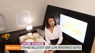Etihad Airways Sells Out $20K Luxe Residence Suites