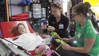 Racing to understand the polio-like illness paralyzing kids