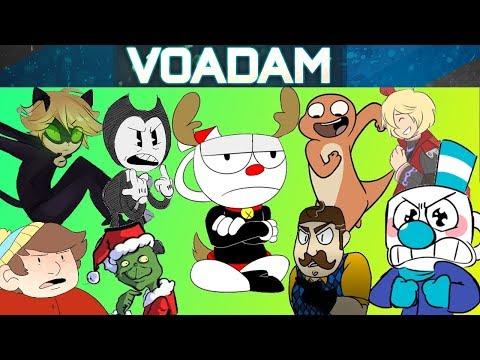 Comic Dubs In December! Featuring Cuphead, Bendy, Pokemon, Miraculous Ladybug, Hello Neighbor + MORE