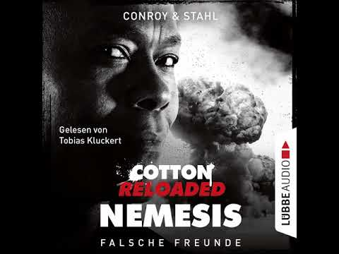 Falsche Freunde (Cotton Reloaded: Nemesis 3) YouTube Hörbuch Trailer auf Deutsch